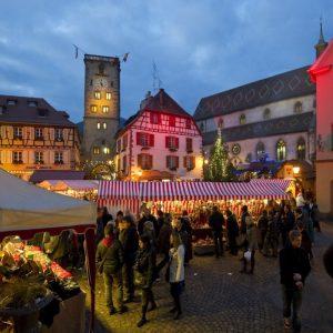RIBEAUVILLE Marché de Noël et fête Médiévale