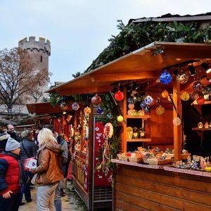OBERNAI - Marché de Noël