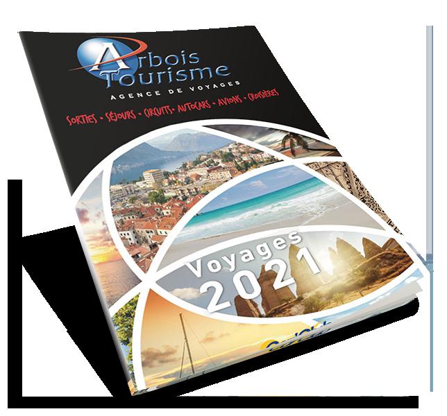 Découvrez notre catalogue Voyages 2021