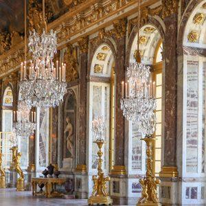 Versailles et les grandes eaux nocturnes