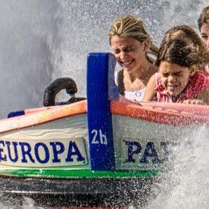 Parc d'attraction  Europa Park