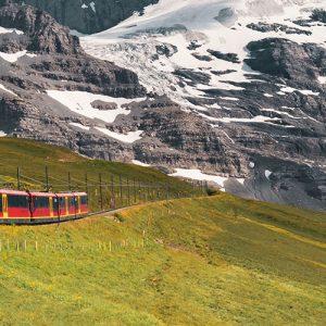 Les trains légendaires suisse