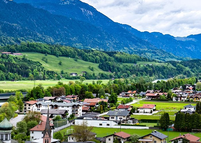 La fête des fleurs au Tyrol